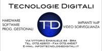 TECNOLOGIE DIGITALI
