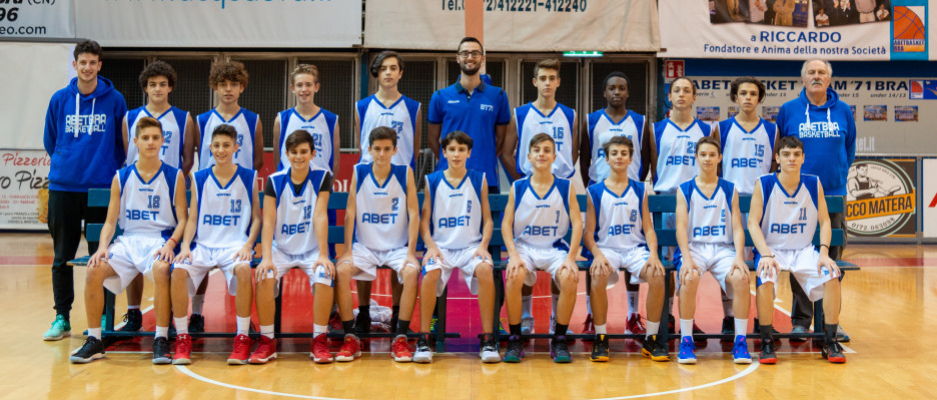 Under 15 Gold / Allievi CSI